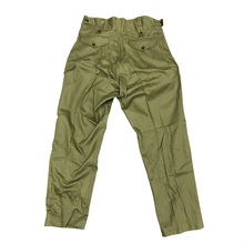 Vintage Australian Army Issue Buckle Pants-pants---trousers-Mitchells Adventure