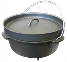 12Qrt DUTCH OVEN-to-cook-in-Mitchells Adventure