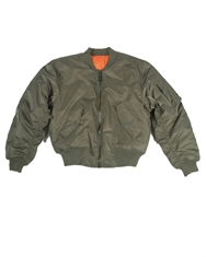 COMMANDO MA-1 Flight Jacket-commando-Mitchells Adventure