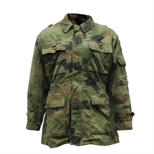 MILITARY SURPLUS Serbian Camo Parka With Liner-camo-gear-Mitchells Adventure
