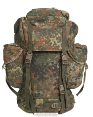 MILITARY SURPLUS German Combat Rucksack-bags-and-packs-Mitchells Adventure