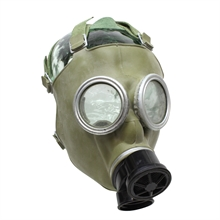 POLISH MC-1 GAS MASK with BAG-gas-masks-Mitchells Adventure