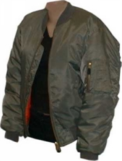 FLYING JACKET DELUXE-jackets-Mitchells Adventure