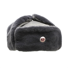 EAST GERMAN FUR HAT ENLIST-hats-Mitchells Adventure