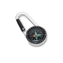 OUTBOUND Carabiner Compass-compasses-Mitchells Adventure