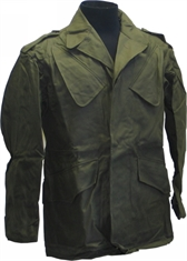 DUTCH ISSUE FIELD JACKET-jackets-Mitchells Adventure