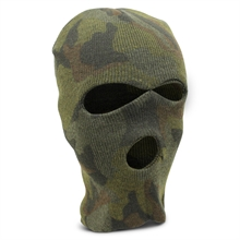Spook Balaclava Woodland-winter-hats-and-caps-Mitchells Adventure