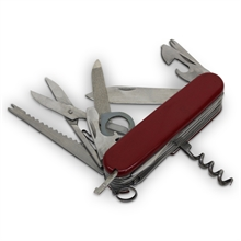 16 FUNCTION SWISS STYLE KNIFE-for-cutting-Mitchells Adventure