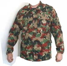 SWISS CAMO M83 FIELD JACKET-jackets-Mitchells Adventure