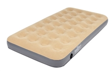 VELOUR AIR MATTRESS - KING SINGLE-mats-airbeds-and-stretchers-Mitchells Adventure
