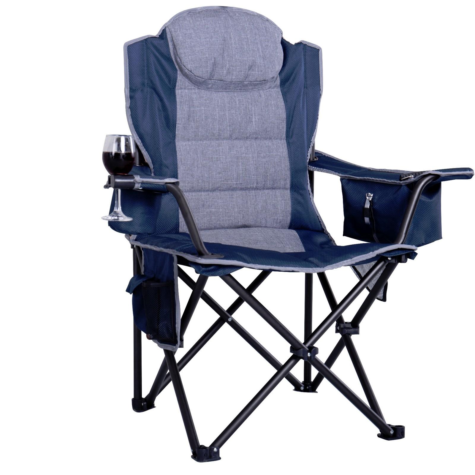 Oztrail Big Boy Folding Camp Chair Camping Furniture
