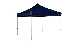 DELUXE GAZEBO BLUE-beach-and-shade-Mitchells Adventure