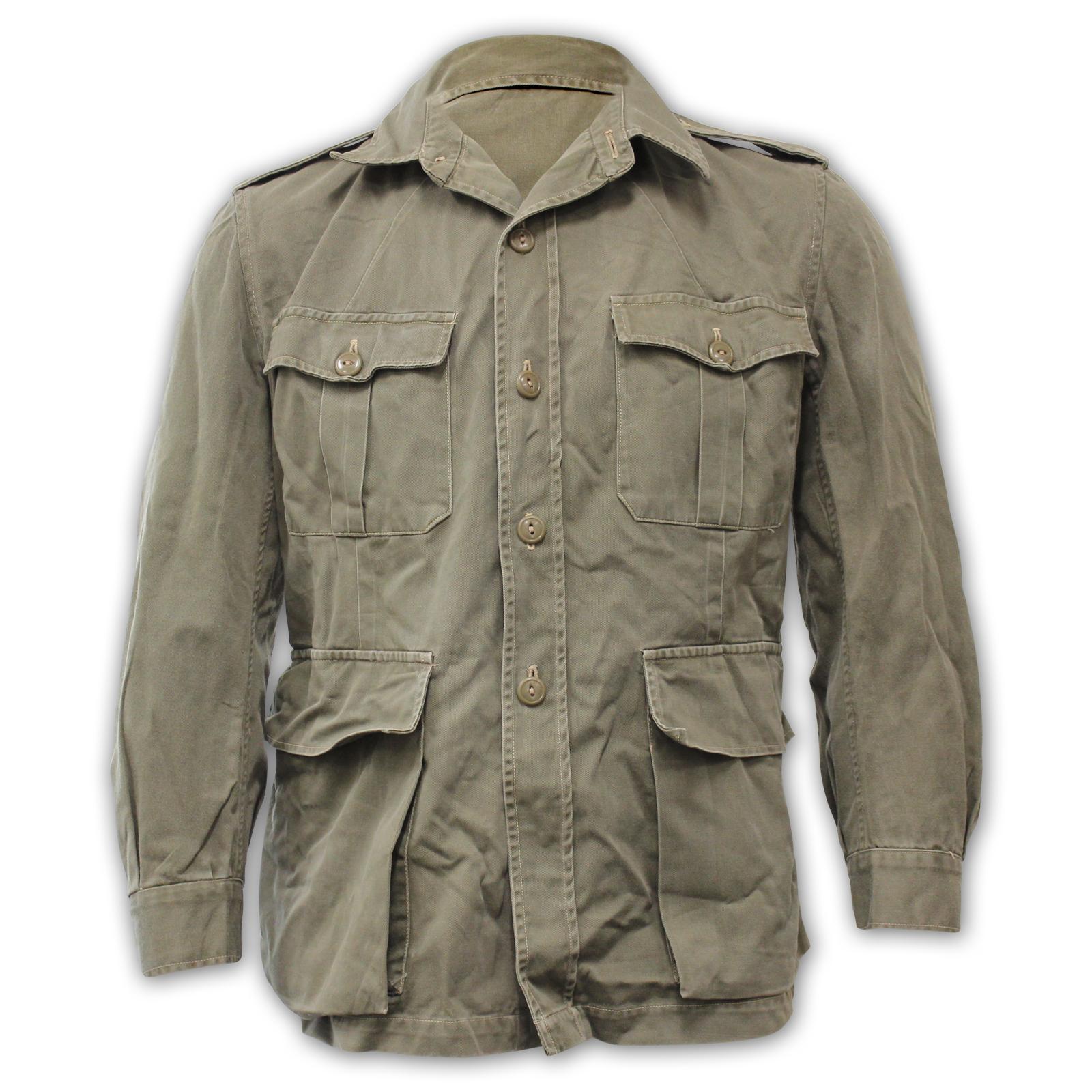 Military Surplus Canadian Field Jacket Military Surplus