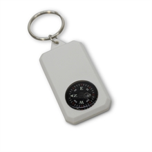 OUTBOUND Mini Compass Key Ring-compasses-Mitchells Adventure