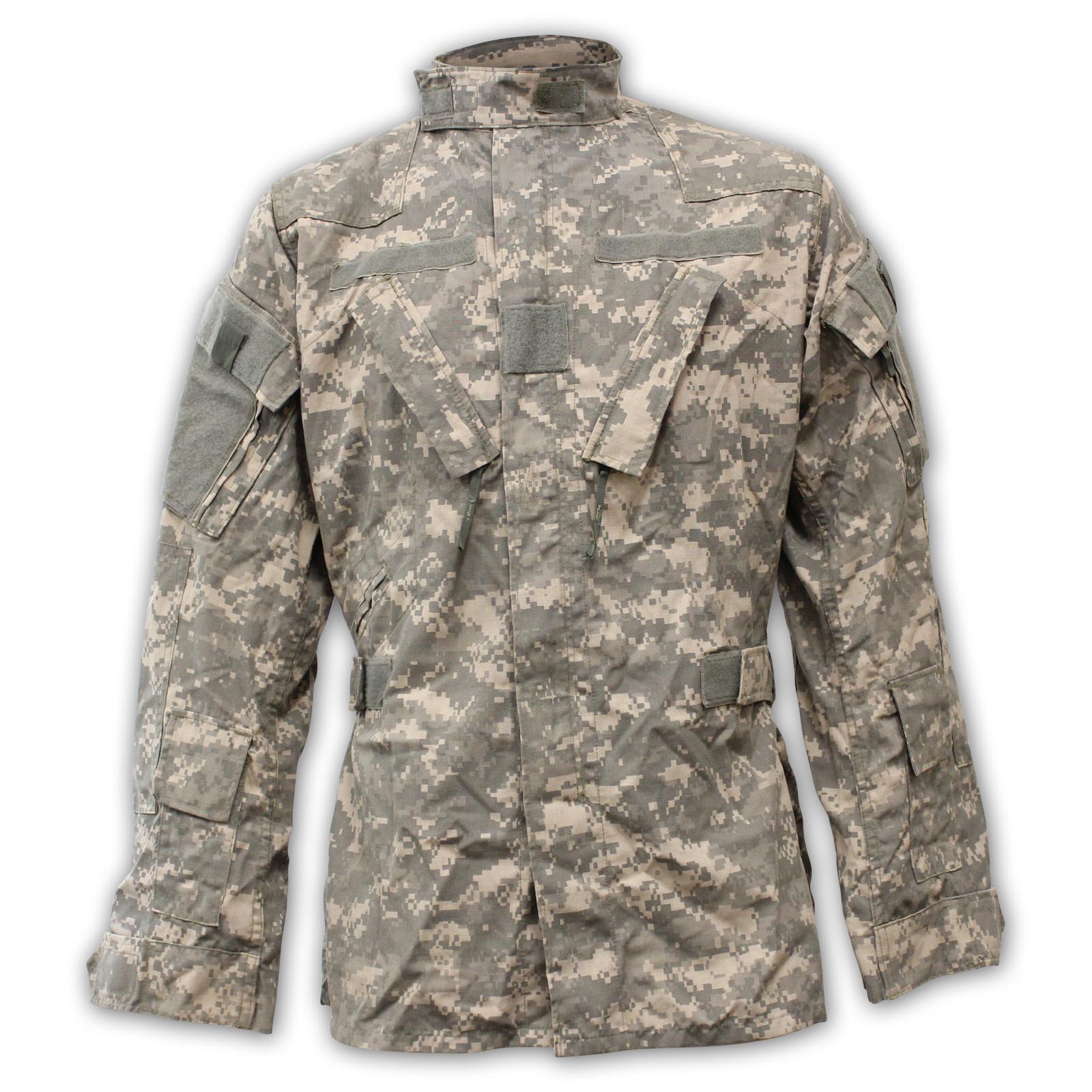 MILITARY SURPLUS US Acu (Army Combat Uniform) Shirt