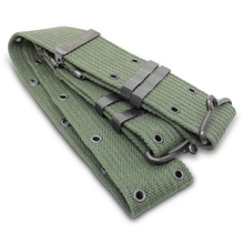 U S COTTON PISTOL BELT-belts-Mitchells Adventure
