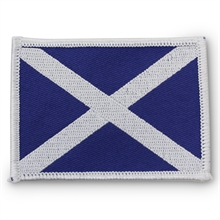 Scotish Flag Patch-flags-and-patches-Mitchells Adventure