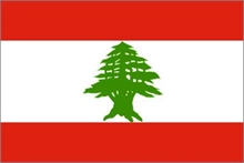 FLAG of LEBANON 5x3-flags-and-patches-Mitchells Adventure