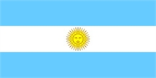 OUTBOUND Flag Of Argentina 5x3-flags-and-patches-Mitchells Adventure