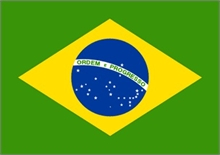 OUTBOUND Flag Of Brazil 5x3-flags-and-patches-Mitchells Adventure