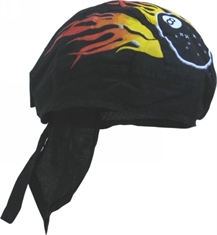 BANDANNA CAP 8 BALL-summer-Mitchells Adventure