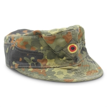 MILITARY SURPLUS German Flectar Field Cap (Summer)-camo-gear-Mitchells Adventure