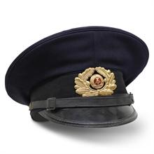 c67c916efba E-GERMAN VISOR HAT NAVY-hats-and-caps-Mitchells Adventure