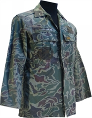 SOUTH KOREAN LONG SLEEVE CAMO SHIRT-shirts-Mitchells Adventure
