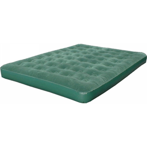 QUEEN VELOUR AIR BED