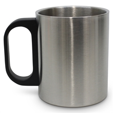 DOUBLE WALL MUG STAINLESS-to-eat-with-Mitchells Adventure