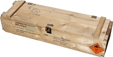 76mm WOODEN AMMO BOX-boxes-Mitchells Adventure