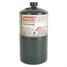 COLEMAN® LIGHTWEIGHT LPG BOTTLE-to-cook-on-Mitchells Adventure