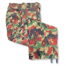MILITARY SURPLUS Swiss Alpenflage Field Pant-mid-layer-Mitchells Adventure