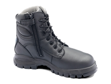 297 BLACK SIDE ZIP METAL FREE-footwear-Mitchells Adventure
