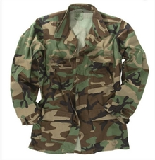 US BDU (BATTLE DRESS UNIFORM) SHIRT-shirts-Mitchells Adventure