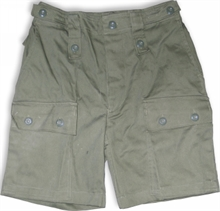 NEW ARMY CUT DOWN SHORTS-shirts-Mitchells Adventure