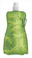 360 DEGREES Flexible Drink Bottle 750ml Gecko Green-water-Mitchells Adventure