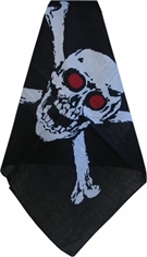 BANDANNA SKULL AND BONES-summer-Mitchells Adventure