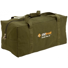 CANVAS DUFFLE BAG LARGE-tote-bags-Mitchells Adventure