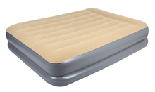 VELOUR AIR MATTRESS - QUEEN DBLE HEIGHT-mats-airbeds-and-stretchers-Mitchells Adventure