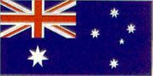 OUTBOUND Flag Of Australia (Small) 120x60cm-flags-and-patches-Mitchells Adventure