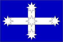 EUREKA FLAG 2x3-flags-and-patches-Mitchells Adventure