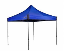 FIESTA DELUXE 3.0 GAZEBO BLUE-beach-and-shade-Mitchells Adventure