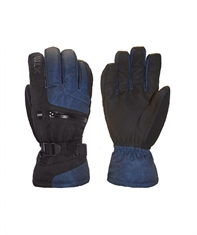 SAMURAI MENS SKI GLOVE-gloves-Mitchells Adventure