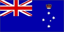 STATE FLAG of VICTORIA 5x3-flags-and-patches-Mitchells Adventure
