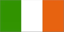 FLAG of IRELAND 5x3-flags-and-patches-Mitchells Adventure