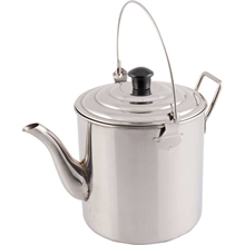 BILLY TEA POT 1800ML STAINLESS STEEL-to-cook-in-Mitchells Adventure