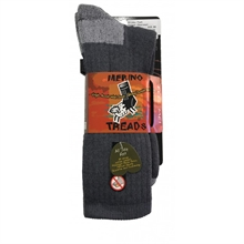 MERINO TREADS Allday Feet (Grey Wool Liner)-merino-treads-Mitchells Adventure