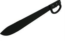 BUSHMAN G.I. MACHETE-for-chopping-Mitchells Adventure