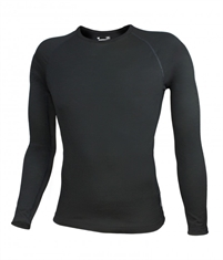 LIGHT MERINO LONG SLEEVE THERMAL TOP-thermals-Mitchells Adventure